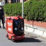 ロボット配送実現の基盤整備で21年度中に関連法案を国会提出へ
