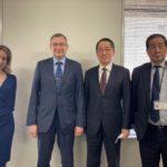 日新、シベリア鉄道の利用促進で運営会社と合意