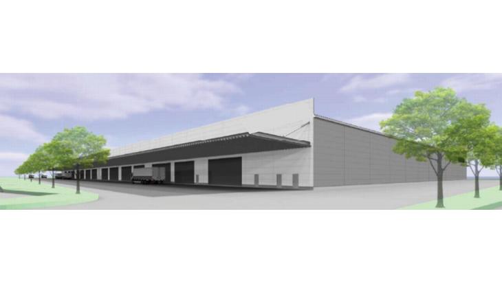 キリングループロジ、茨城・つくばの沼尻産業拠点に新センター開設