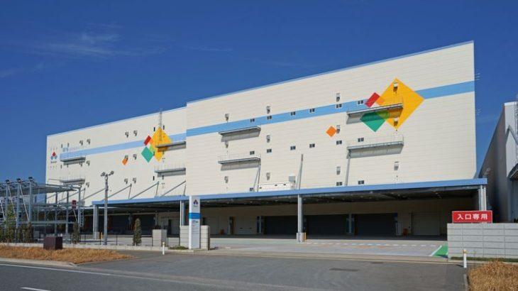 鈴与、福岡市の既存物流センターで3857坪の2号棟が稼働開始