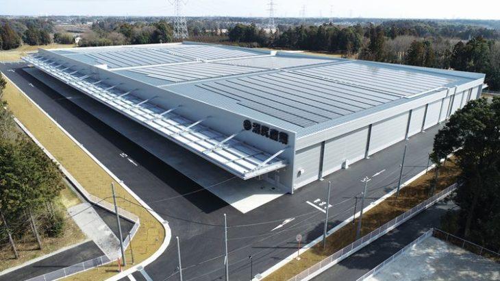沼尻産業、茨城・つくばで24拠点目が竣工