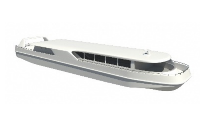 横浜市、日本郵船など5者と水素燃料電池船の実証実験へ