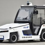 ANAと豊田自動織機、羽田空港で自動運転トーイングトラクターの実用化に向けた実証実験へ