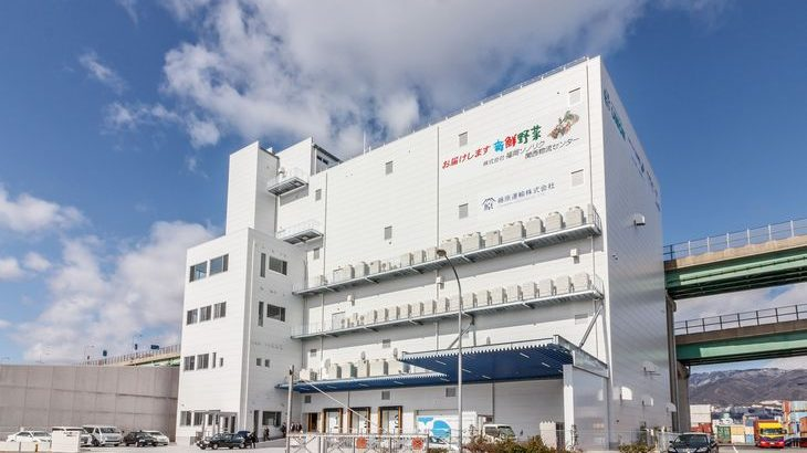農総研と福岡ソノリク、神戸市内に物流拠点開設