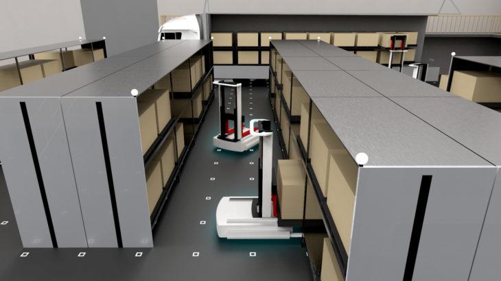 三菱重工業、物流機器の自律化・知能化ソリューションをオンラインで公開