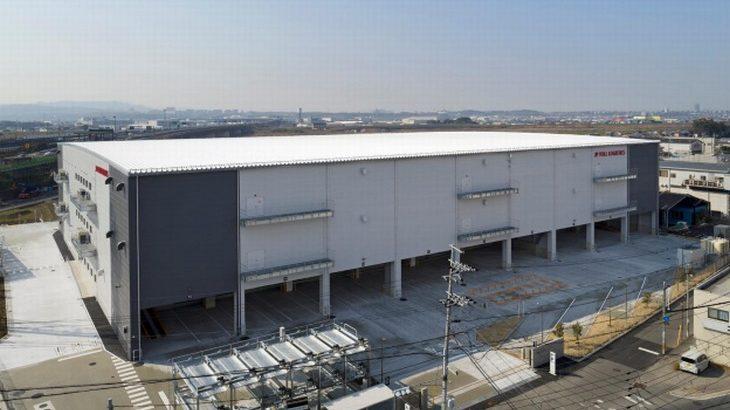 三井物産都市開発が京都・久御山で物流施設完成、JPトールロジが1棟借り