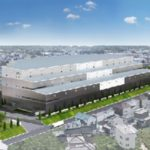日本GLP、名古屋で4・4万平方メートルのマルチテナント型物流施設に着工
