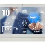 インパクトHD子会社、物流現場など向け業務用10インチタブレット端末の受注開始
