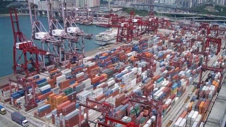 日本発米国向け海上コンテナ、3月は2・7%増