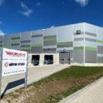 日本通運のオランダ現法がネイメーヘンで新拠点開設、竹内製作所の欧州パーツセンターに