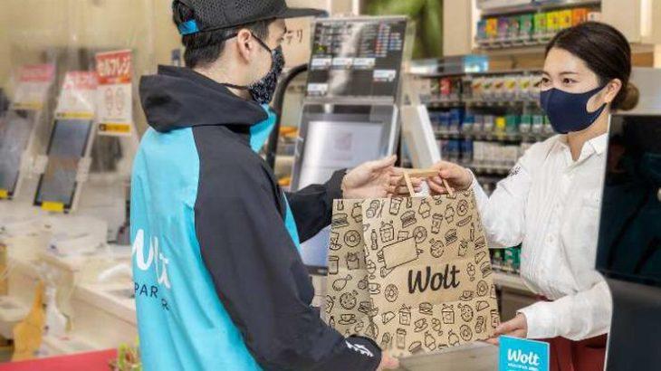 ローソン、フィンランド生まれのデリバリーサービス「ウォルト」を都内店舗で導入