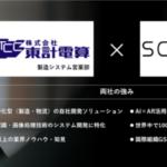 東計電算、高速・高精度読み取り技術のスキャンディットと業務提携