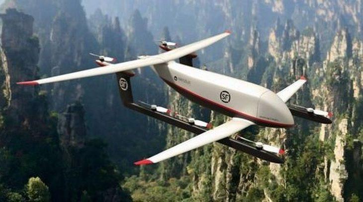 スロバキアのピピストレル、中国・順豊エクスプレス向けに大型無人貨物航空機を開発へ