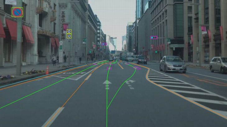 【動画】ダイナミックマップ基盤、自動運転に不可欠な3次元地図データの作成対象を一般道に拡大