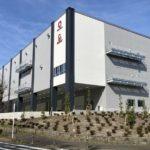 大和物流、神奈川・中井町で賃貸用物流施設が完成