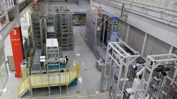 【動画】物流現場向け自動化・省力化機器集めたトヨタL&Fの新ショールーム公開