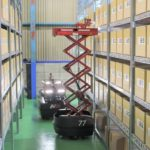 【動画】竜製作所、商品を自らピッキングする米製自動搬送ロボットのショールームを公開