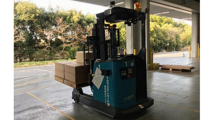 タカラスタンダード、福岡と滋賀の物流センターに自動化・省人化機器を導入