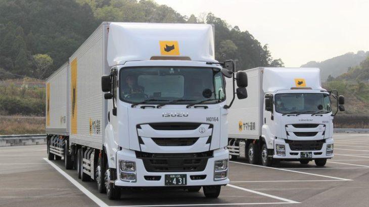 初のダブル連結トラック専用駐車場「物流企業からも静岡・浜松エリアで休憩のニーズ」