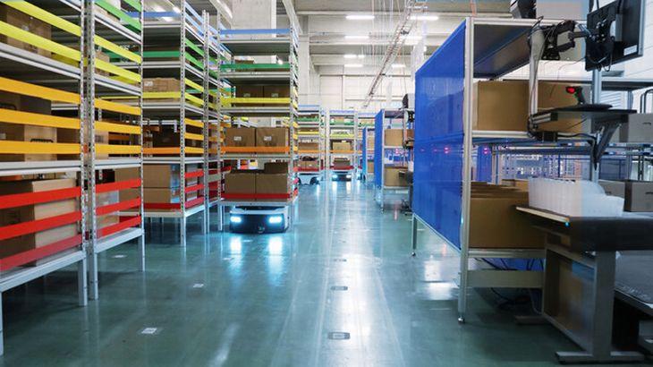 東芝インフラシステムズ、SBS東芝ロジに棚搬送ロボット20台など納入