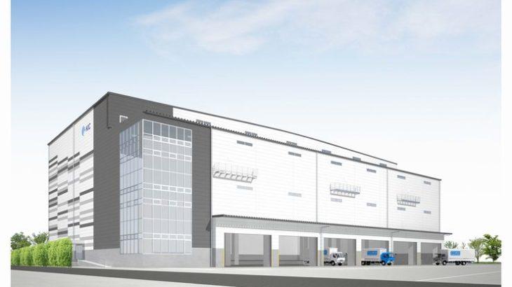 KICアセット・マネジメント、埼玉・日高で1・5万平方メートルの新たな物流施設に着工