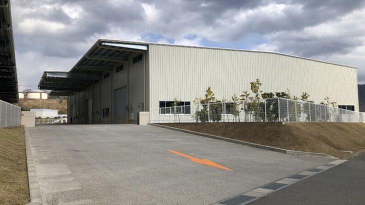 upr、兵庫・三木のデポに第二倉庫を新設
