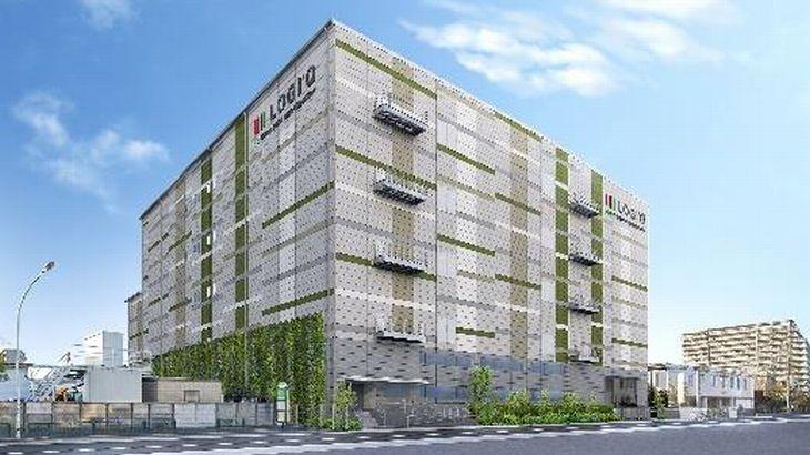 東急不動産が東京・東砂で1・6万平方メートルのマルチ型物流施設に着工、SGSジャパン認証「竣工前評価証明書」取得しセキュリティーの高さアピール