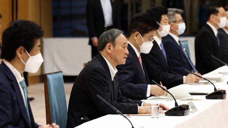 緊急事態宣言、6都府県に拡大を正式決定