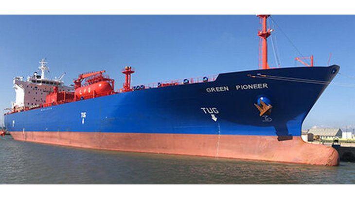 商船三井、アンモニア海上輸送に再参入