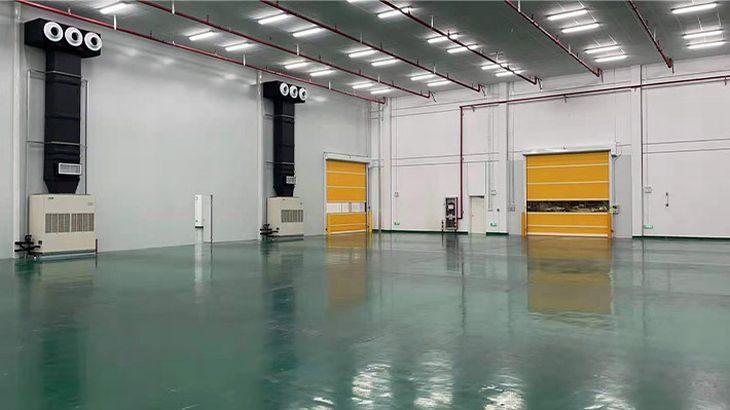 三菱倉庫、中国・上海現法の営業所に温度管理が可能な定温区画開設