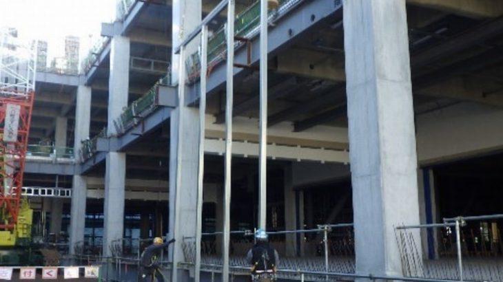 東急建設、物流倉庫などの外壁工事迅速化へ新工法開発