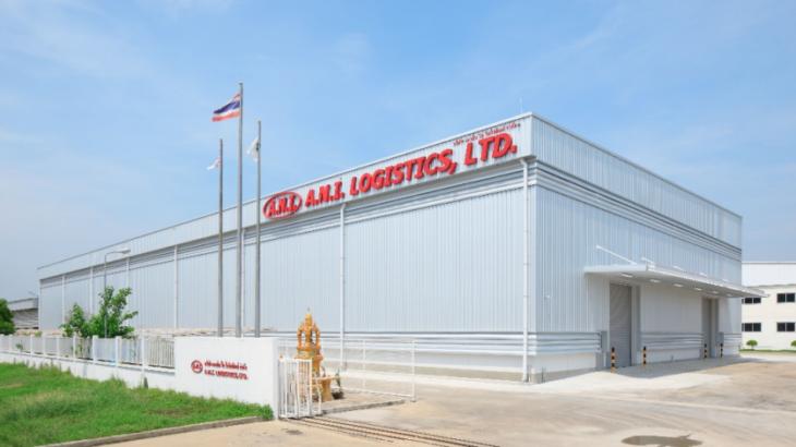 ニッコンHDのタイ子会社、重量物専用倉庫が竣工