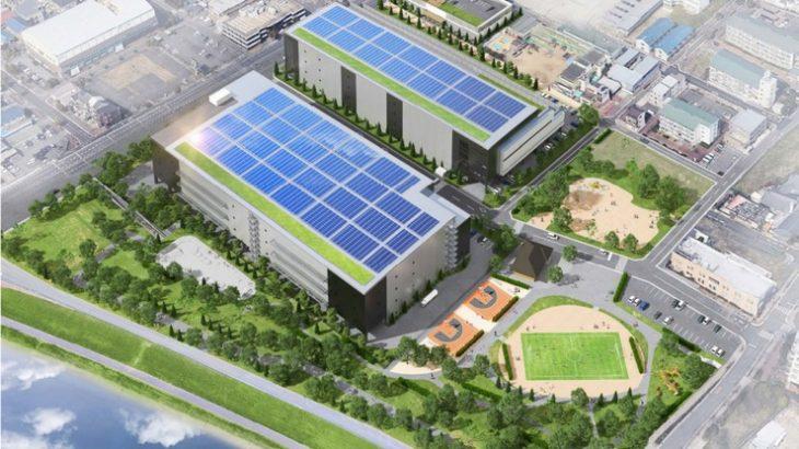 日本GLP、大阪市と連携し東住吉区内で物流施設2棟軸の大規模街づくり開発に参画へ