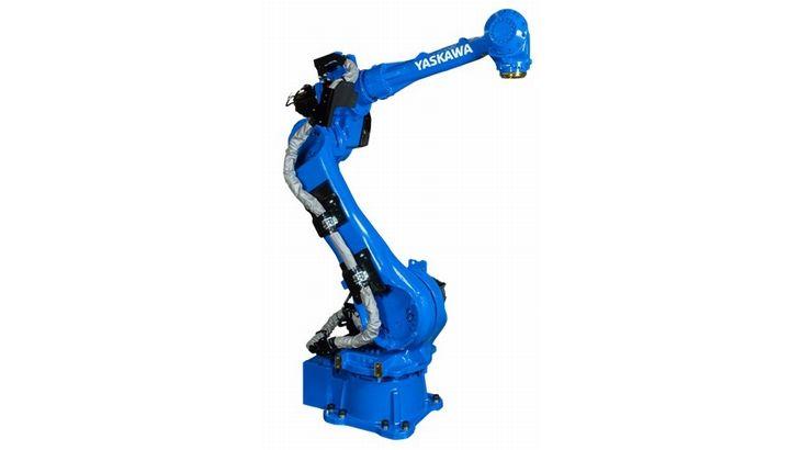 安川電機、パレタイジング用途ロボットに可搬質量80キログラムモデルを追加