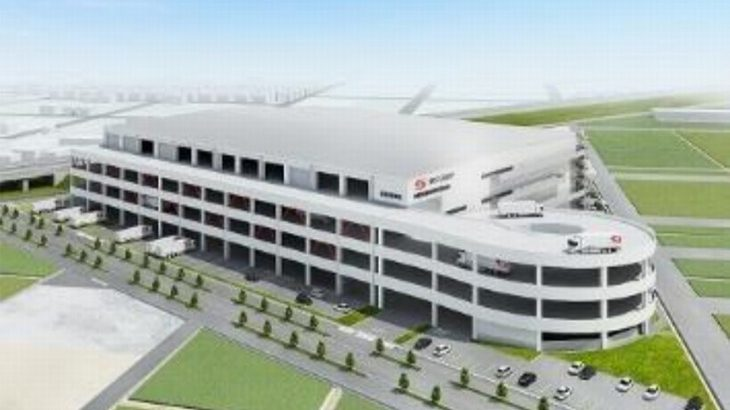 SBSリコーロジ、愛知・一宮に5・5万平方メートルの物流拠点開発