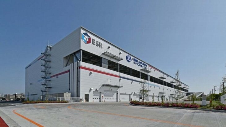 ESRが川崎で7・8万平方メートルの物流施設竣工、ダイワコーポレーション全棟賃貸