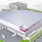 マックスバリュ西日本、岡山市に1・3万平方メートルの総合プロセスセンター建設