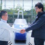 【動画】SkyDriveと三栄工業が「空飛ぶクルマ」早期実用化へ関連施設・設備を共同開発、将来の販売見越した機体の輸送方法も