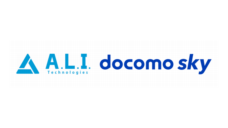 A.L.I.とNTTドコモ、ドローンの社会実装に向け連携を開始