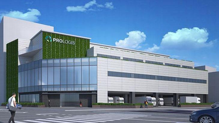 プロロジス、東京・大田区の羽田空港近隣で都市型物流施設の第4弾開発