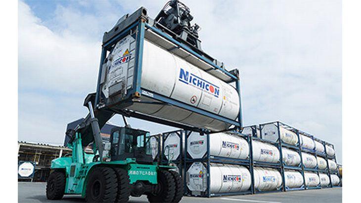 商船三井、タンクコンテナ国際輸送の日本コンセプトと業務提携拡大