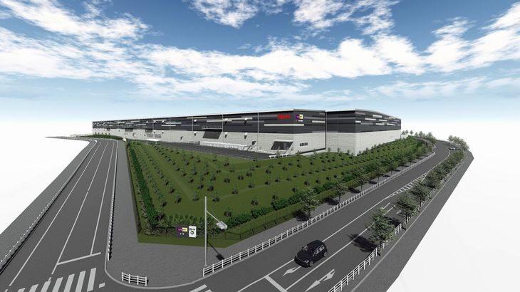 楽天、東京・八王子の野村不動産開発施設に5万平方メートルの物流センター新設