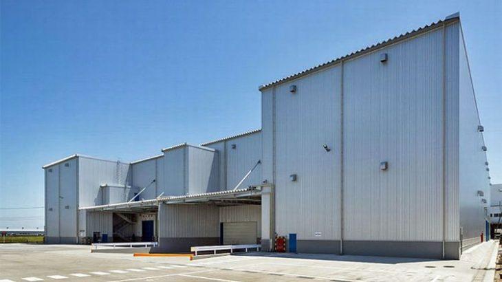 日本梱包運輸倉庫、新潟市の白根営業所で「第二倉庫2号倉庫」完成