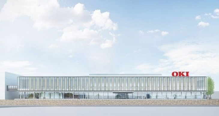OKI、埼玉・本庄の工場新棟で初の「ネット・ゼロ・エネルギー」実現へ