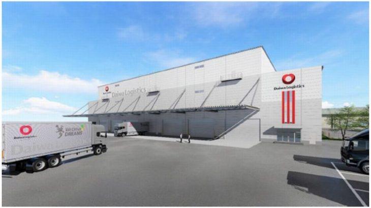 大和物流、愛知・一宮で1・7万平方メートルの新センター建設へ