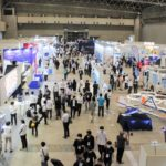 【JapanDrone】ソニーが初出展、携帯大手キャリア3社も物流など向けドローン技術公開