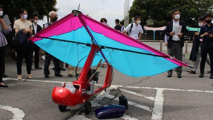 【動画】横浜~千葉の東京湾上空50キロメートル、ドローン物流飛行に成功