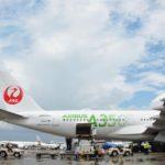 JALとANA、国産の環境負荷低い燃料を定期便に使用