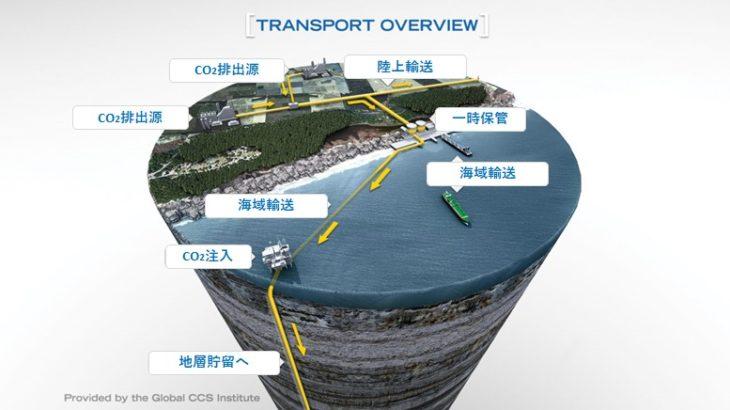日本郵船、CO2回収・貯留技術の世界的利用促進図る国際的シンクタンクに加盟へ