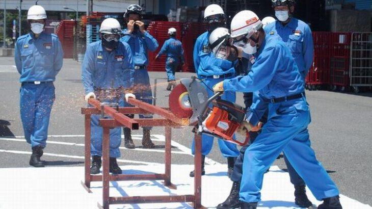 ダイワコーポレーション、横浜市の物流拠点を地元消防の災害対応訓練場所に無償提供